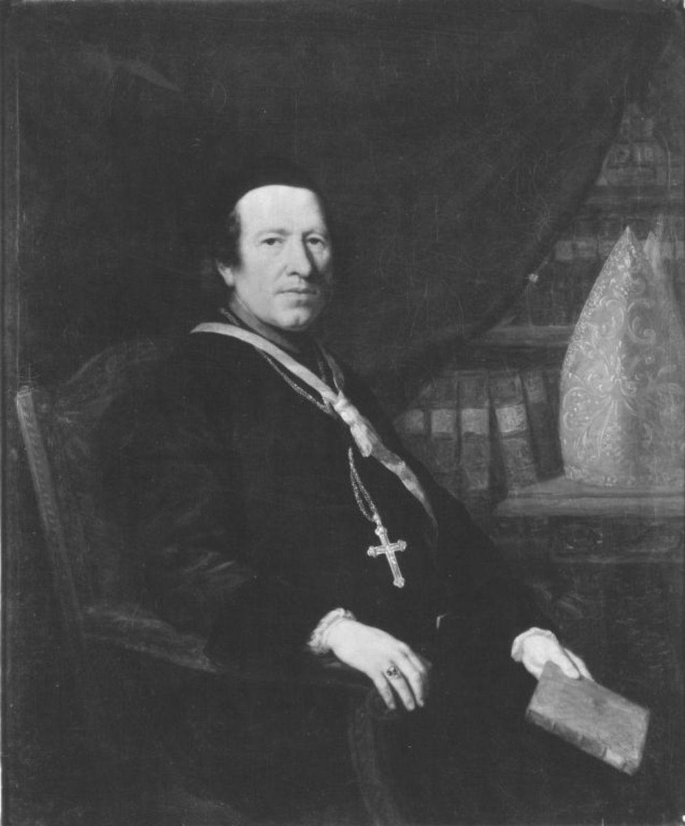 Berthold II. Wolf, Propst des Augustinerchorherrenstifts Dießen