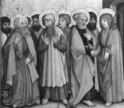 Die Apostelteilung