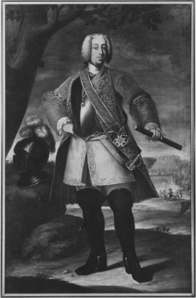 Bildnis eines unbekannten pfalzbayerischen Fürsten