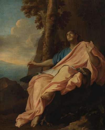 Johannes auf Patmos