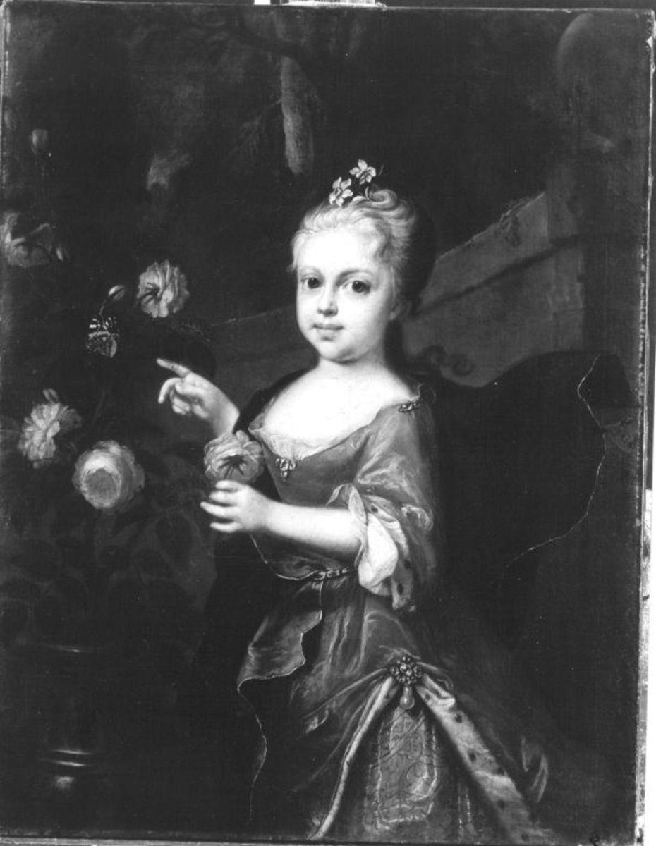 Bildnis der Erzherzogin Maria Anna von Österreich