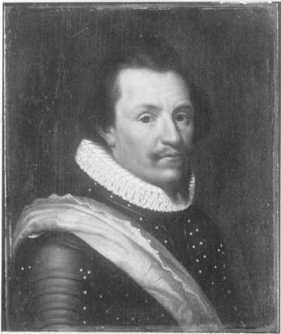 Bildnis des Ernst Casimir, Graf von Nassau-Dietz (1573-1632)