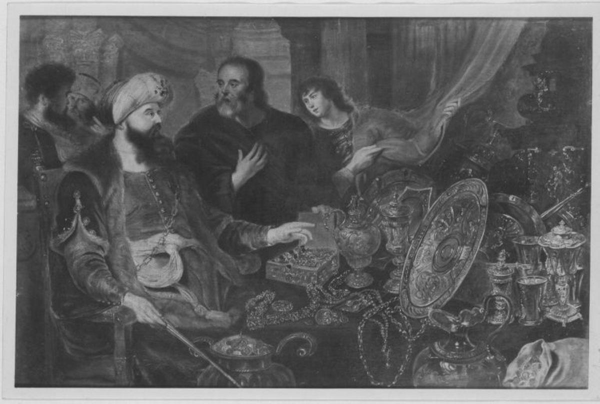 Krösus und Solon