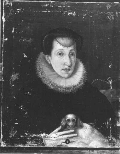 Prinzessin Maximiliane Maria von Bayern (1552-1614), Tochter Herzog Albrechts V. von Bayern