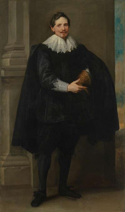 Bildnis eines Herrn