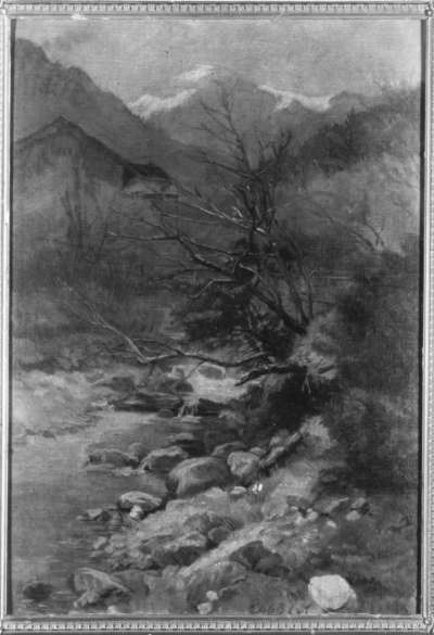 Schlucht bei Staudach