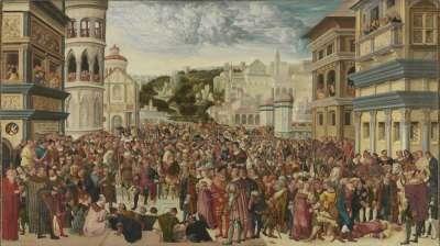 Historienzyklus: Geschichte der Verginia
