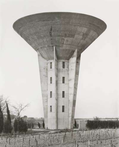 Wasserturm, Beziérs, Südfrankreich, 1984