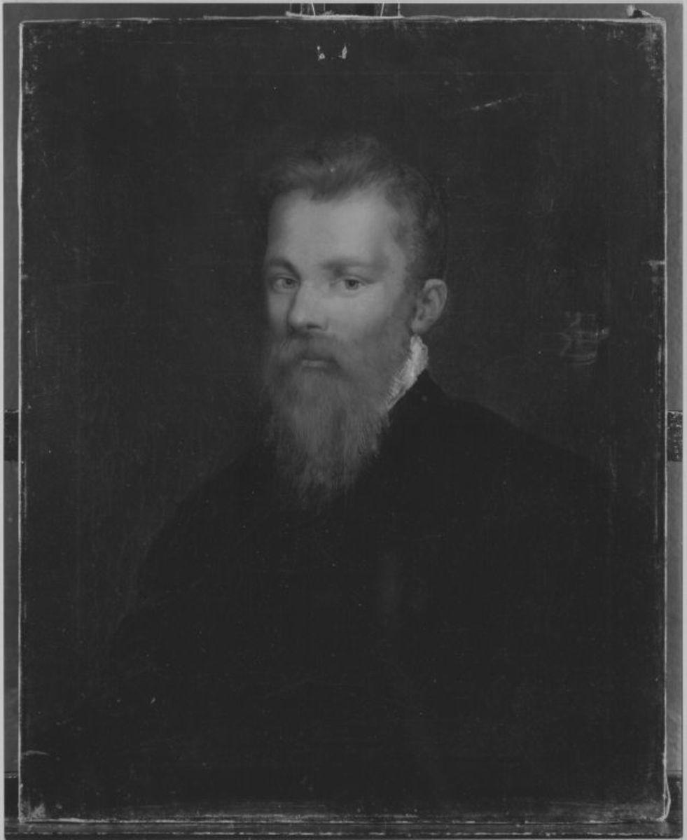 Bildnis eines Mannes (angeblich nach Paris Bordone)