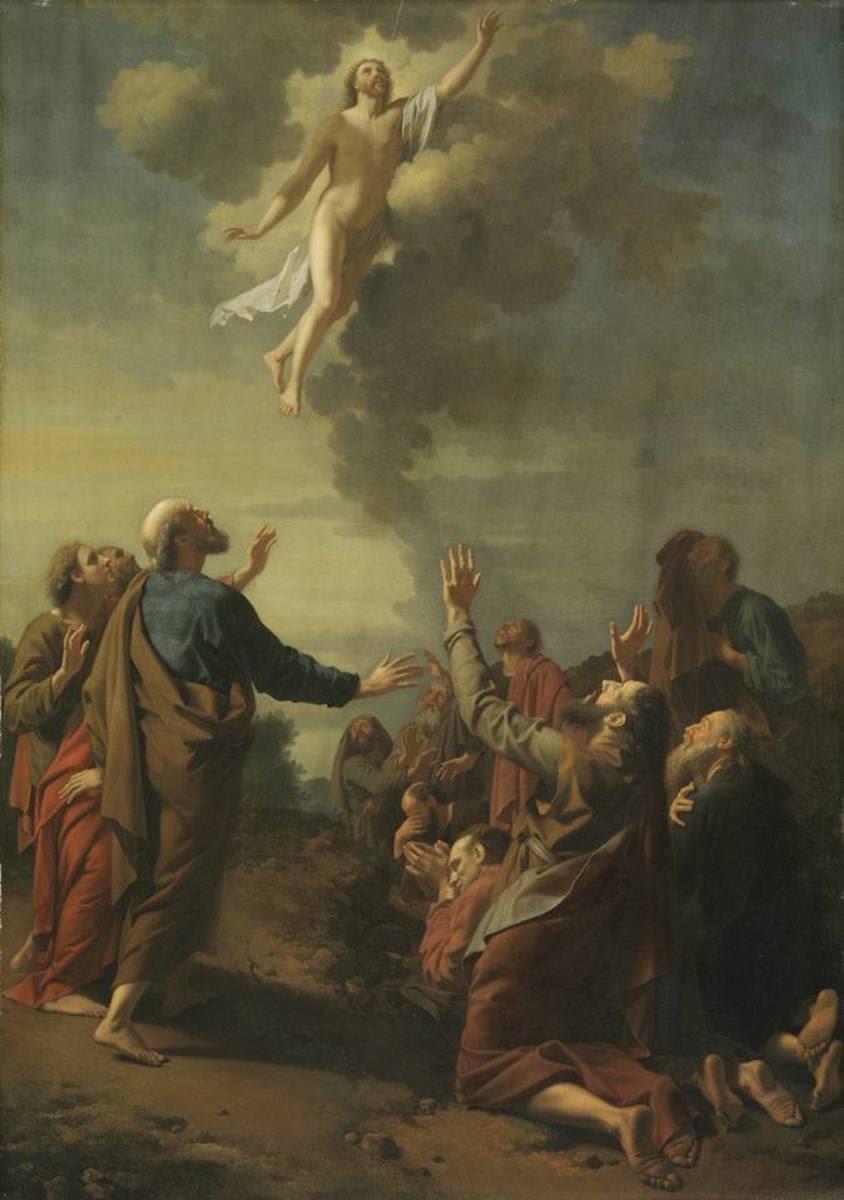 Die Himmelfahrt Christi