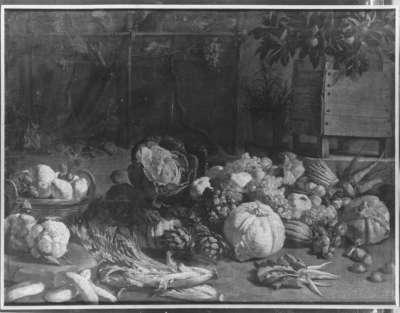 Gemüsestillleben