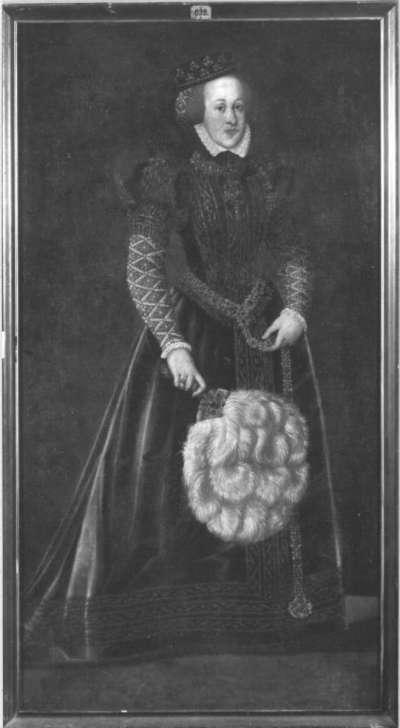Bildnis der Erzherzogin Johanna von Österreich