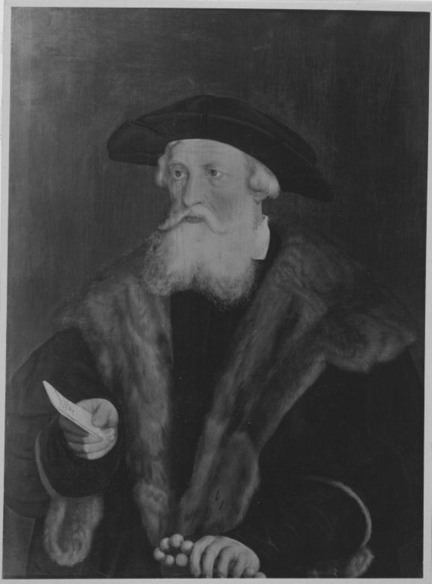 Kurfürst Ludwig V. der Friedfertige, Pfalzgraf bei Rhein