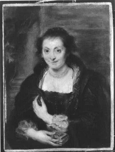 Bildnis der Isabella Brant (nach Rubens)