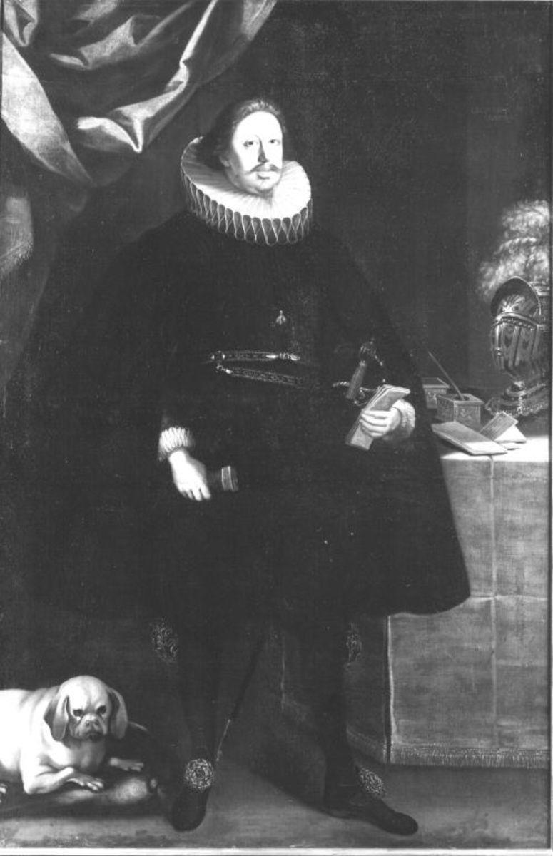 Leopold Wilhelm, Erzherzog von Österreich und Hochmeister des Deutschordens