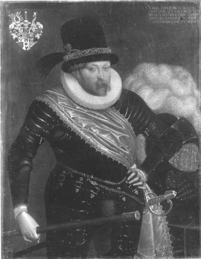 Herzog Friedrich Wilhelm von Sachsen-Altenburg