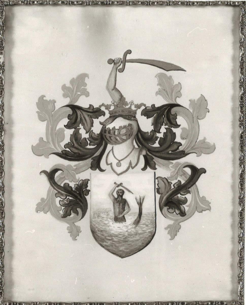 Darstellung eines Wappens