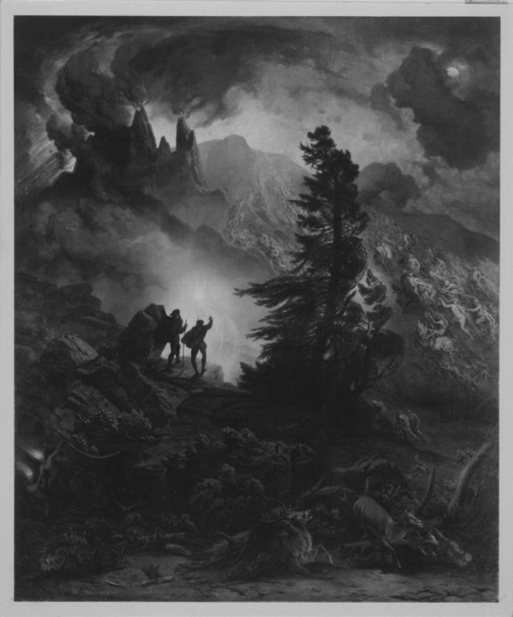Walpurgisnacht (aus Goethes Faust)