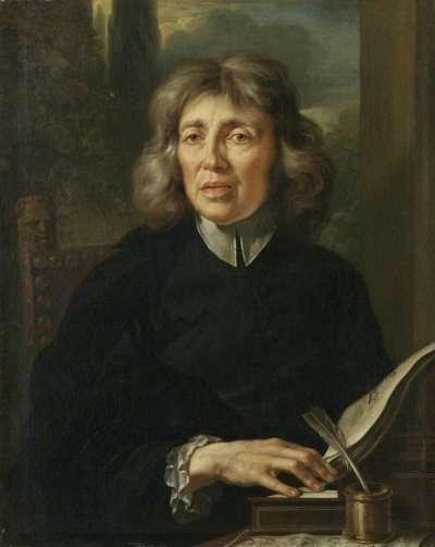 Bildnis des Komponisten Sebastiano Moratelli (1640-1706)