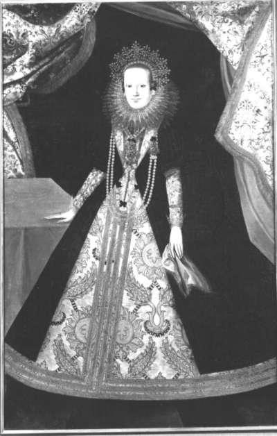 Constanze von Österreich, Gemahlin König Sigismunds III. Wasa von Polen (1588-1631)