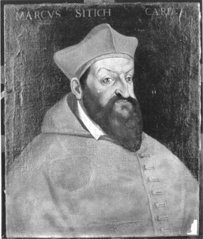 Bildnis des Kardinals Markus Sittich