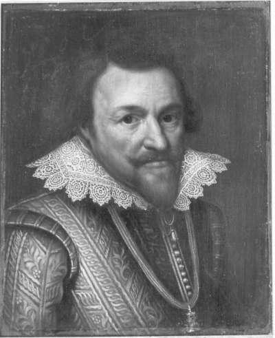 Bildnis des Philip Wilhelm von Oranien (1554-1618)