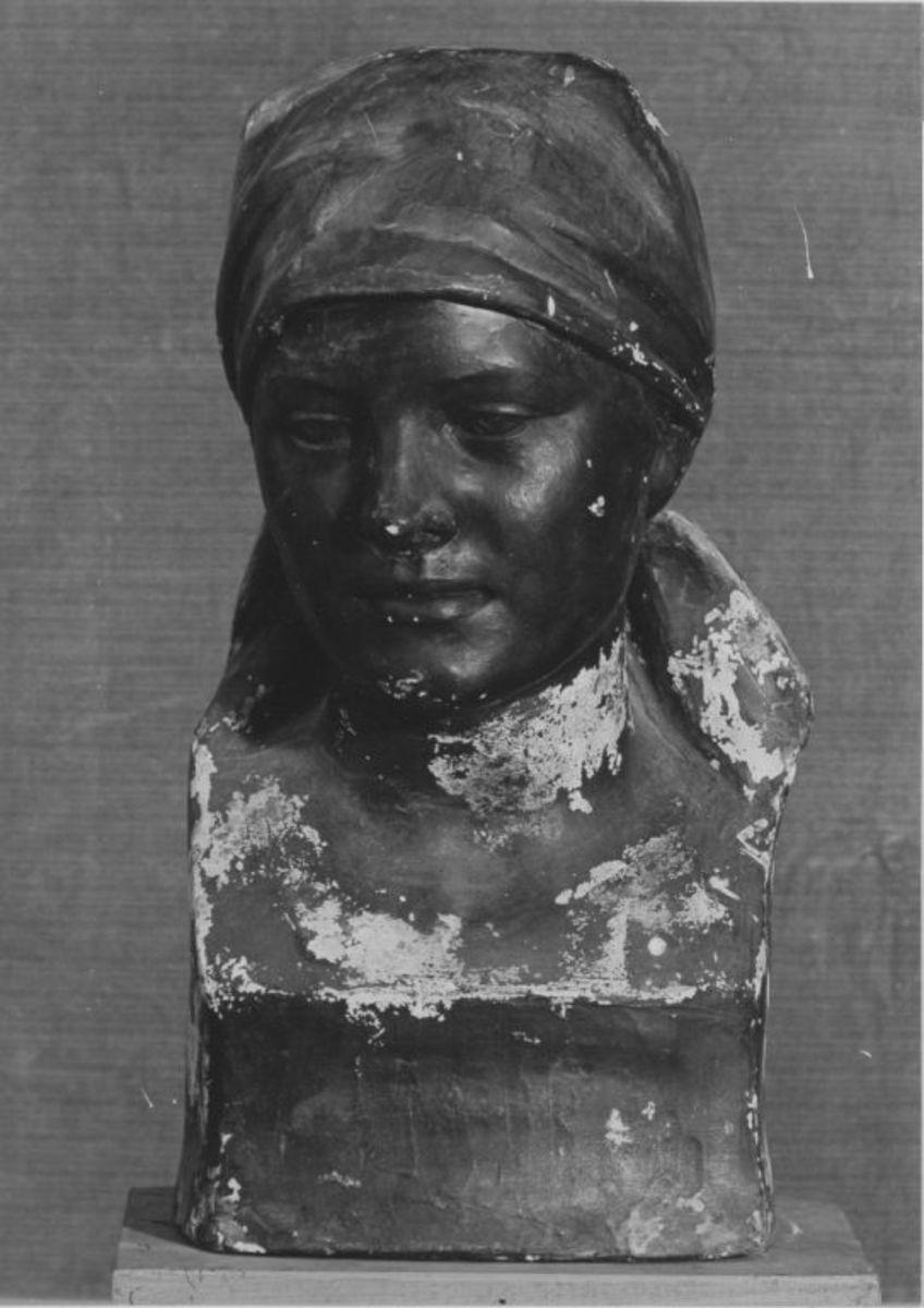 Bildnis eines unbekannten jungen Mädchens
