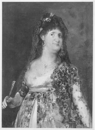 Königin Maria Luisa von Spanien