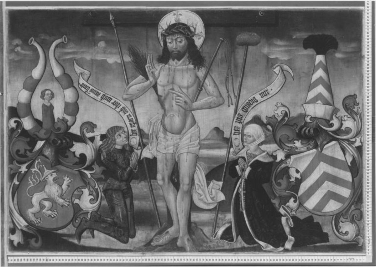 Epitaph des Blasius von Laimberg und seiner Frau