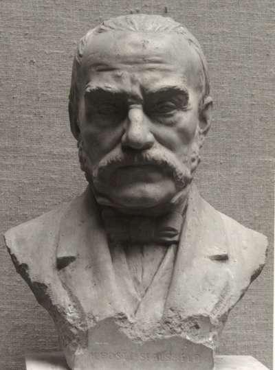 Männliches Bildnis (Charles Sealsfield, alias Carl Anton Postl)