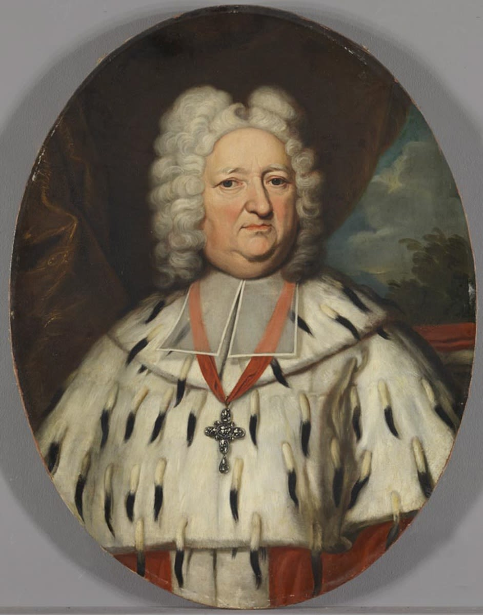 Lothar Franz Graf Schönborn