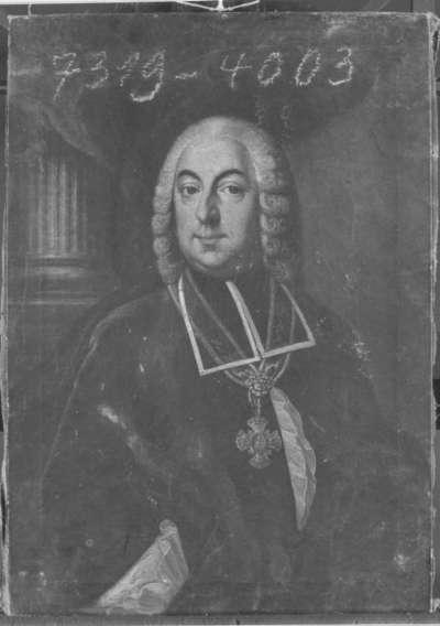 Bildnis eines Kirchenfürsten