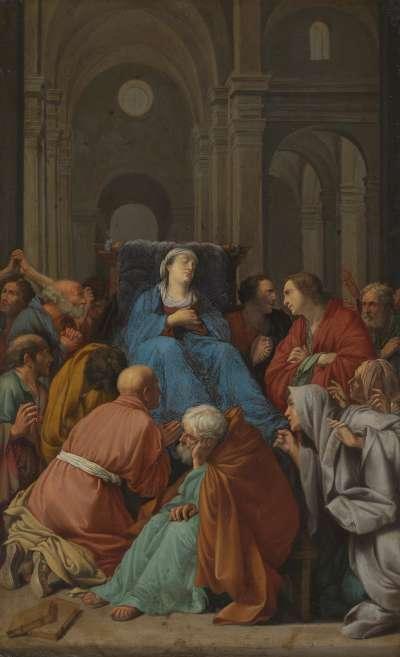 Der Tod Mariae