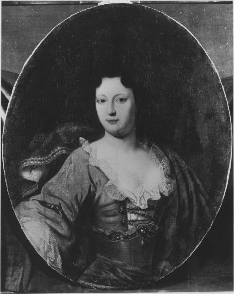 Bildnis der Elisabeth Christine von Braunschweig-Wolfenbüttel