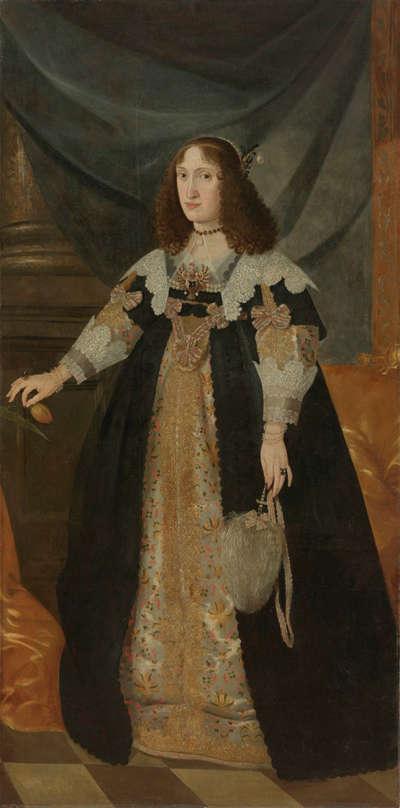 Unbekannte Fürstin (Cécile Renée? Luise Juliane?)