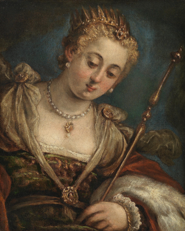 Venetia (Fragment)
