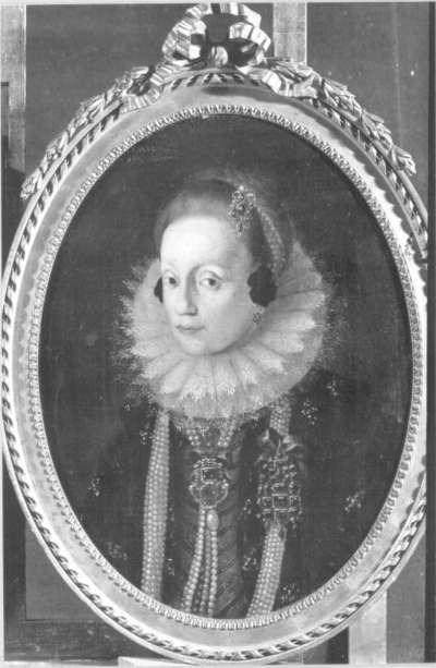 Bildnis der Magdalena, Tochter des Herzogs Wilhelm V. von Bayern