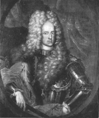 Bildnis des Kaisers Joseph I.