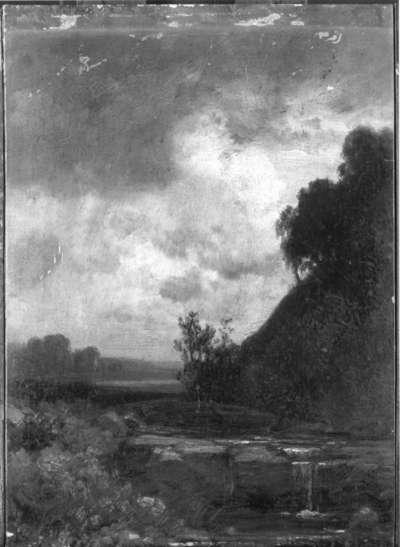 Landschaft aus den Voralpen