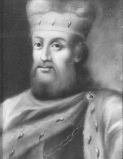 Herzog Theodo II. von Bayern