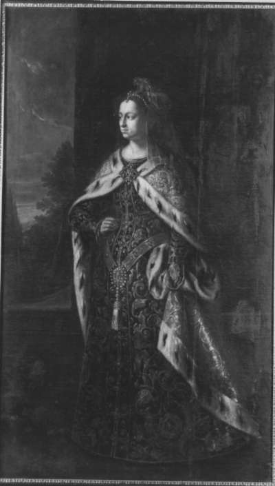 Bildnis der Adelheid, Tochter des Grafen Nikolaus von Fecklenburg