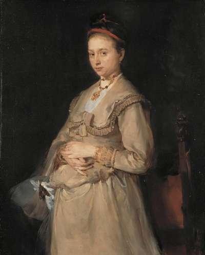 Bildnis der Frau Gedon