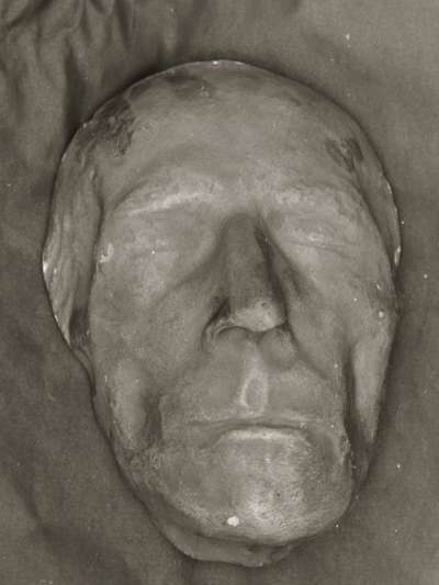 Totenmaske Friedrichs des Großen