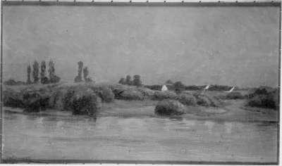 Am Seeufer bei Chieming