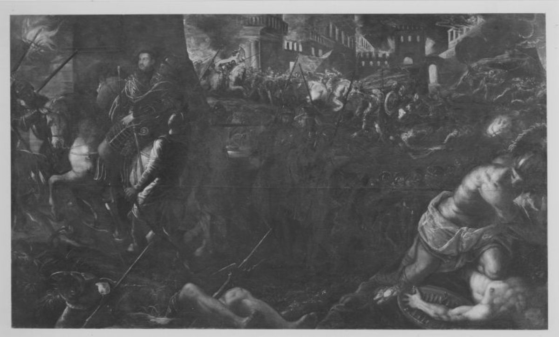 Der Gonzaga-Zyklus, Federico II. Gonzaga nimmt Mailand ein