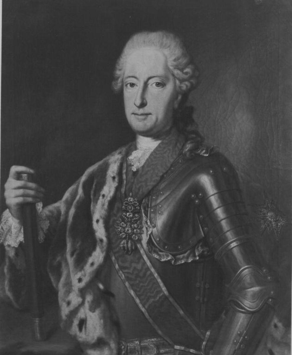 Kurfürst Max III. Joseph von Bayern