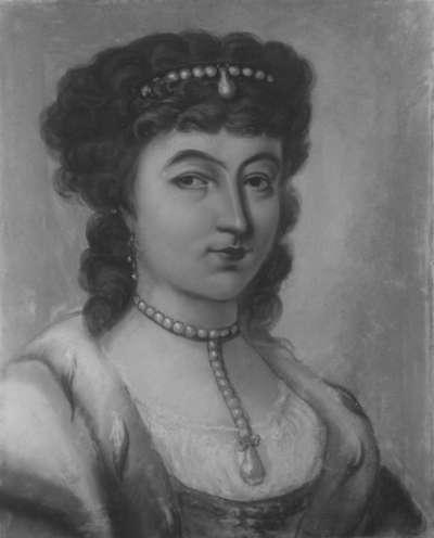 Maria Leopoldine, Gemahlin des Kurfürsten Carl Theodor von Bayern