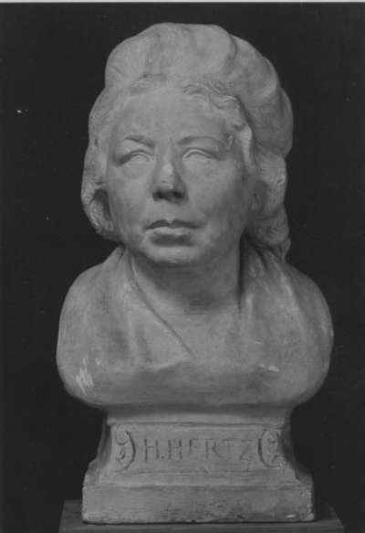 Die Mäzenin und Kunstsammlerin Henriette Hertz (1846–1913)