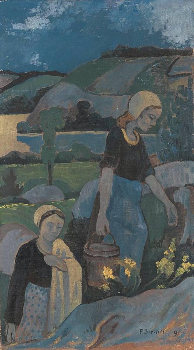 Die Wäscherinnen