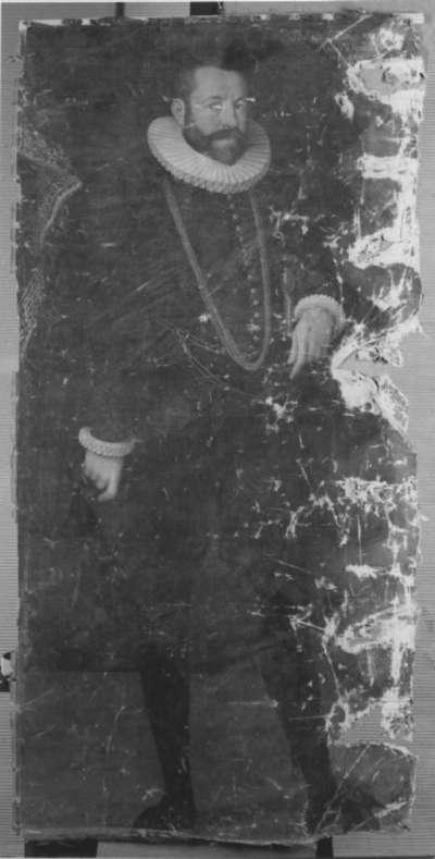 Bildnis des Herzogs Philipp Ludwig von Neuburg, Sohn des  Pfalzgrafen von Zweibrücken